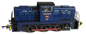 GV2012 - Oxford Rail - National Coal Board Janus 0-6-0