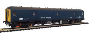 Heljan Class 128 DP BR Blue (with Full Yellow Ends) - 8903