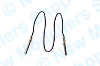 "Hornby Spares - Wire Assembly 6"" Black - X3608"