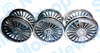 X6530 - Hornby Spares - Locomotive Drive Wheel Set - Patriot