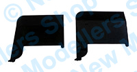 X6539 - Hornby Spares - Smoke Deflectors - Patriot Class