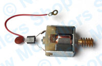 Hornby Spares - Type 7 Motor and Worm Assembly - 3 Pole - X8057