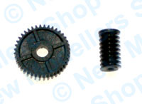 Hornby Spares - Worm and Worm Wheel Gears 0-6-0 - X8199