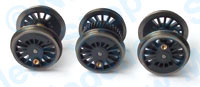 Hornby Spares - 0-6-0 Wheel and Axle Set - X9015