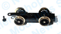 Hornby Spares - Front Bogie Assembly Princess Class (Gold) - X9034gd