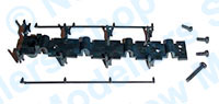 Hornby Spares - Tender Chassis Bottom / Screws - A4 Locomotive - X9331