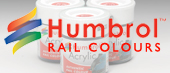 Humbrol - Rail Colours