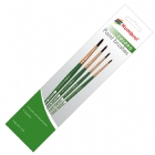 Humbrol - Coloro Brush Pack Sizes 00,1,4,8 (AG4050)