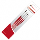Humbrol - Evoco Brush Pack Sizes 0,2,4,6 (AG4150)