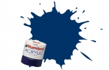 Humbrol - Midnight Blue Gloss Acrylic Paint 12ml Tinlet - AB0015