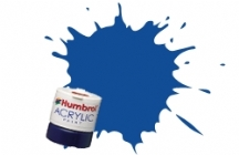 Humbrol - Blue Matt Acrylic Paint 12ml Tinlet - AB0025