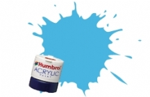 Humbrol - Sea Blue Gloss Acrylic Paint 12ml Tinlet - AB0047