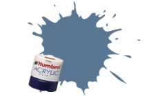 Humbrol - RAF Blue Matt Acrylic Paint 12ml Tinlet - AB0096