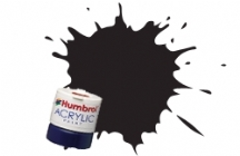 Humbrol Paints - Rail Colours - RC401 Dirty Black