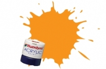 Humbrol Paints - Rail Colours - RC420 Orange Lining