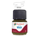 Humbrol - Humbrol - Enamel Wash White 28ml - AV0202
