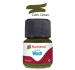 Humbrol - Weathering Powder Dark Green 28ml - AV0203