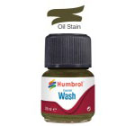 Humbrol - Enamel Wash Oil Stain 28ml - AV0209