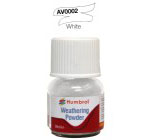 Humbrol - Weathering Powder White 28ml - AV0002