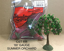 CST111 - Javis Summer Orchard 100mm (OO Scale)