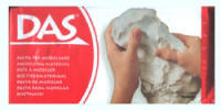 Das White Clay Modelling Materials - Air Drying