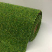 Static Grass Mat - Spring Mix - MAT1