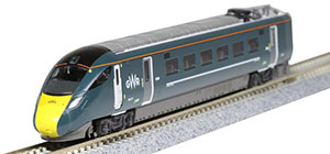 K10-1671 - KATO - Class 800/0 GWR IET 800 021 5 Car EMU Train Packs