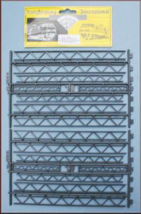 Knightwing Model Railway Plastic Kits - Girder Lattice Accessory Pack - UN5