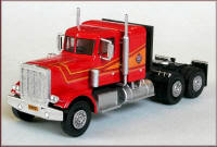 Knightwing Model Railway Plastic Kits - Peterbuilt 359 Truck Artic Tra - KWH16