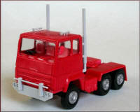 Knightwing Model Railway Plastic Kits - Ford Transcon Artic Trac Unit - KWH18