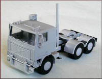 Knightwing Model Railway Plastic Kits - Volvo F12 Artic Tractor Unit - KWH19