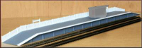 Knightwing Model Railway Plastic Kits - Platform Extension Pack - PM114A