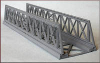 Knightwing Model Railway Plastic Kits - Girder Bridge - PM122