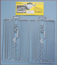 Knightwing Model Railway Plastic Kits - 00 Gauge Pipes - UN1
