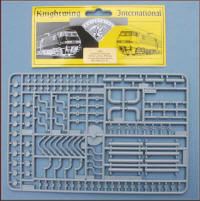Knightwing Model Railway Plastic Kits - Pipe Fittings - UN2