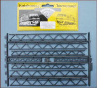 Knightwing Model Railway Plastic Kits - Girder Lattice - UN6