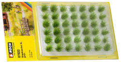 Noch - Grass Tufts XL - Green 12mm - N07022