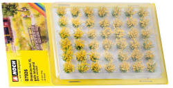 Noch - Grass Tufts XL - Yellow 12mm - N07026
