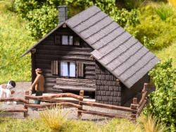 N14339 - Noch - Laser Cut Minis - Mountain Shelter