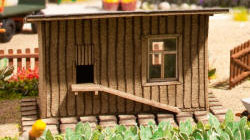 N14378 - Noch - Laser Cut Minis - Chicken Shed