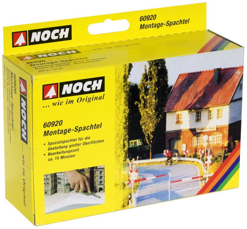 Noch - Noch - Modelling Compound Chalk - White - N60920