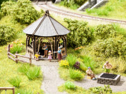 Noch - Scenery Set - Barbecue Hut - N65612
