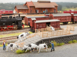 "Noch - Scenery Set ""Cattle Transport"" -  N65614"