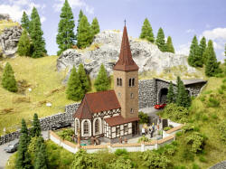Noch - Laser Cut Kit - St. George Church - N66906