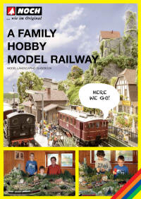 "Noch - Guidebook ""A Family Hobby - Model Railway"" - N71905"