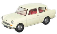 76105005 - Oxford Diecast Ford Anglia Morocco Beige
