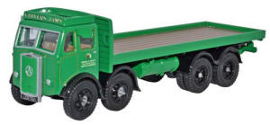 Oxford Diecast Chivers Atkinson 8 Wheel Flatbed Lorry  76ATKL002