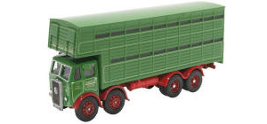 76ATKL004 - Oxford Diecast Atkinson 8 Wheel Cattle Truck J Haydon & Sons