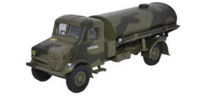 Oxford Diecast Bedford Bedford OYC Tanker Eastern Command 1941 - 76BD016
