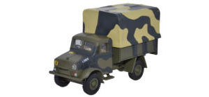 Oxford Diecast Bedford OXD GS Truck 1st Armoured Division 1941 - 76BD017